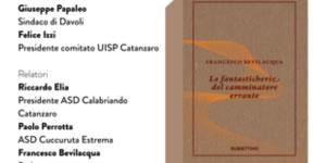 Presentazione dell'ultimo libro Francesco Bevilaqua